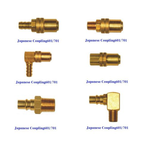 Japanese Connector Coupling
